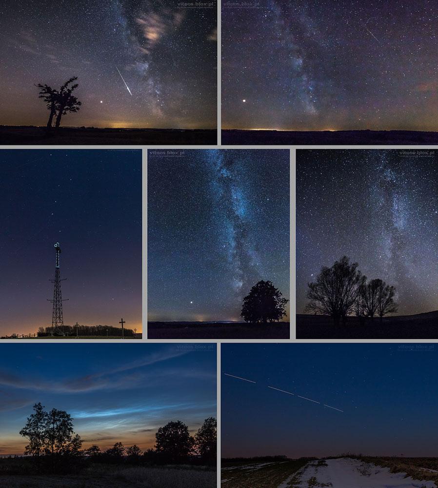 Fot. Witold Ochał, zdjęcia nocne